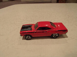 Hot Wheels 1970 Plymouth Road Runner Loose 1:64 scale diecast ca