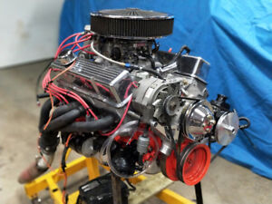For Sale–High Performance 350 Chev Engine (425HP) drop-in ready