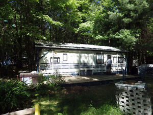 37 FOOT COACHMEN TRAILER (FULLY EQUIPPED)