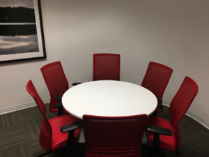 Office closing - furniture for sale
