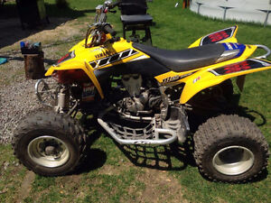 yfz 450 2006 special edition 50 anniversaire