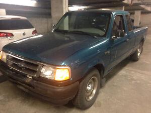 1995 Ford Ranger Pickup Truck