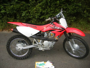 2005 crf100f with parts bike. Reduced!