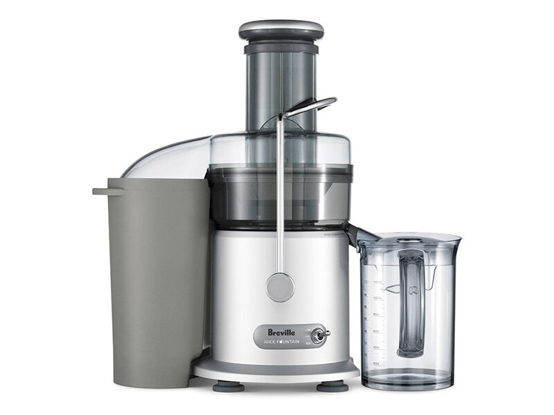 How to Use a Breville Juicer