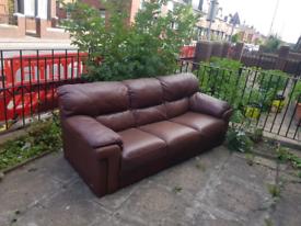 3 seater leather sofas 2 sofas
