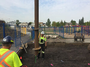 Residential And Commercial Certified Screw piles Strathcona County Edmonton Area image 3