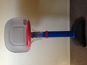 Little Tykes basketball net