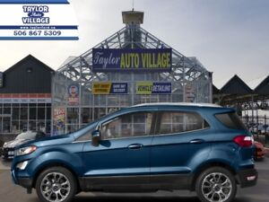 2018 Ford EcoSport SES 4WD  - Low Mileage
