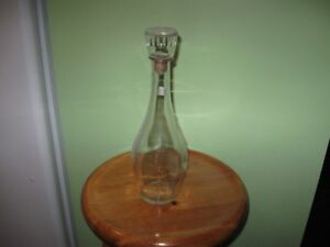 DECANTER AND GLASSES - REDUCED!!!!