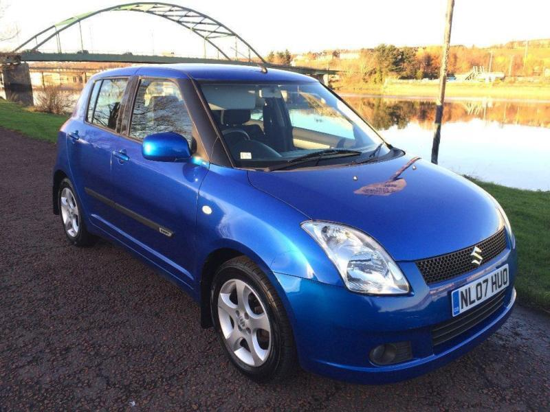 2007 suzuki swift 1 5 glx 5dr in newcastle tyne and wear gumtree. Black Bedroom Furniture Sets. Home Design Ideas
