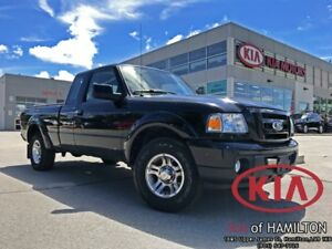 2011 Ford Ranger XL SuperCab | One Owner | Super Clean