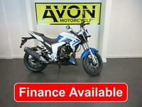 Lexmoto Venom 125cc Learner Legal Commuter Motorcycle / Motorbike