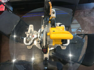 "Dewalt DCS361 20V MAX 7.25"" Cordless Sliding Compound Miter Saw"