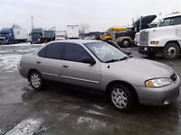 2000 Nissan Sentra Other