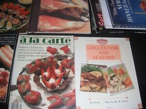 Cookbooks - 46 Different - Good Used Condition - REDUCED Kingston Kingston Area image 3