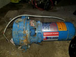 Goulds Well Pump