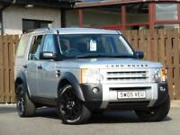Land Rover Discovery 3 2.7 TDV6 SE DIESEL AUTOMATIC 2005/05