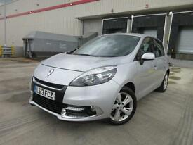 2013 Renault Scenic 1.5 dCi Dynamique EDC Auto 5dr (Tom Tom)