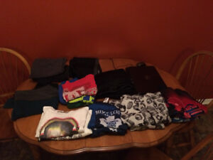 Excellent Condition - $60 obo-Some DC Brand, Pants,T-Shirts, Etc