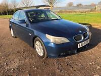 2004 BMW 525 2.5TD SE MANUAL DIESEL 4 DOOR SALOON