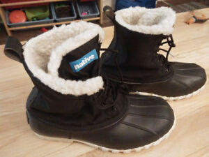 Native Boots (Shoes) in very good condition, rarely used ($20)