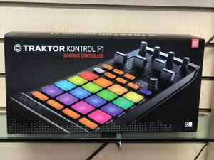 TRAKTOR KONTROL F1  DJRemix controller