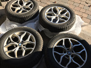 BMW 18 in. Winter Tire + Rims West Island Greater Montréal image 4