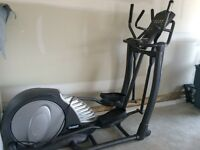 Smooth fitness 7.4 Elliptical