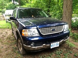 2004 Ford Explorer Eddie Bower Eddition Other