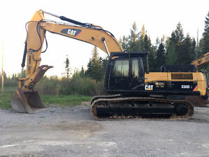 2011 CATERPILLAR 336DL Excavator for Sale