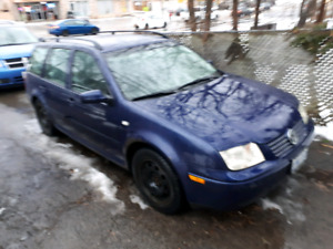 2004 Volkswagen Jetta wagon for sale