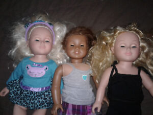 American Girl Doll /My Life dolls and accesories