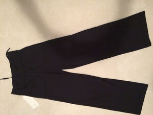 Lululemon Stillness Black Pant Size 2 Reg $35 Brand New