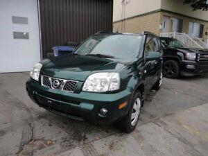 Nissan X-Trail XE 2005