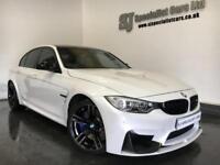 2015 [65] LCI BMW M3 3.0 DCT saloon **18K Full BMW History** M performance kit!