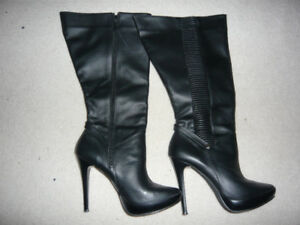f737a7aaf0d Stiletto Boots | Buy or Sell Used or New Clothing Online in Ontario ...