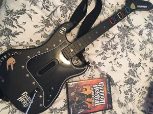 Guitar hero for PS2 Kingston Kingston Area image 1