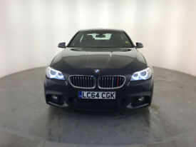 2014 64 BMW 520D M SPORT AUTOMATIC DIESEL 1 OWNER SERVICE HISTORY FINANCE PX