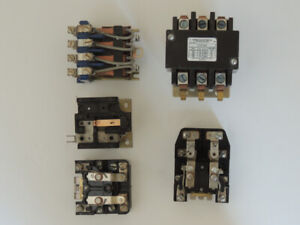 $25  Assorted Electrical Relay