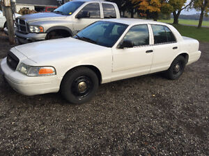 2010 Ford Crown Victoria P71