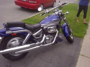2002 Suzuki Marauder (800cc)