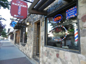 Thriving Barber Business For Sale in Beautiful BC