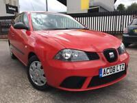 Seat Ibiza Ecomotive 1.4TDI Diesel 80BHP *** £0 Road TAX