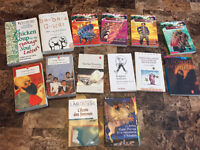 Books for sale (Fr/En)
