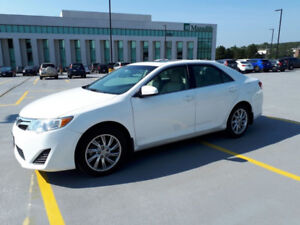 2013 Toyota Camry LE Sedan includes Winter tires and rims