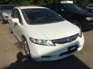 2009 Honda Civic just arrived for sale at Pic N Save!