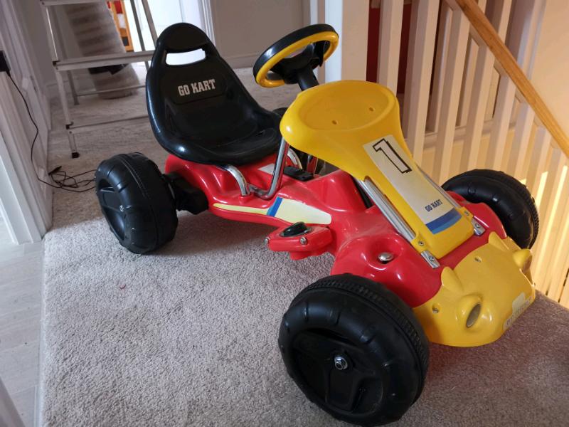 Kids electric go kart | in Moulton, Northamptonshire | Gumtree