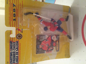NHL starting lineup collectables Strathcona County Edmonton Area image 1