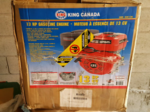 King Power Gaoline engine