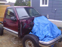 1989 Chevrolet 4x4 short box stepside